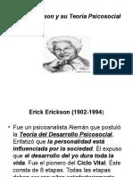 Psicologia Educativa Erik Erikson