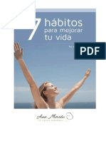 7 Habitos Para Mejorar Tu Vida