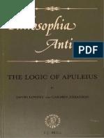 PhA 047 - The Logic of Apuleius. Including a complete Latin text and English translation of the Peri hermeneias of Apuleius of Madaura.pdf