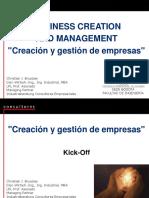0 Entrepreneur Kick-Off