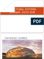 Geodesic Domes 2