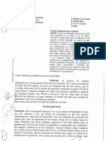 Recurso de Nulidad N° 152-2015-Junin