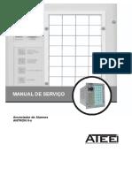 Manual Serviço ANTRON II-s Portugês SEM LED APARENTE