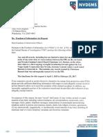 Nv Dems FBI Foia Request_022817