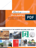 Alberta Building Code Highlights-SCC-2015