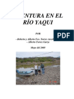 Aventura en el Rio Yaqui