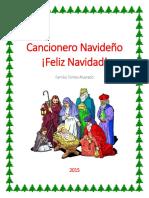Cancionero Navideño