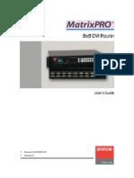 Folsom MatrixPro8x8