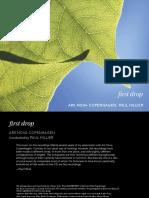 CA21127 Ars Nova First Drop Digital Booklet