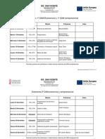 DAM Semipresencial EXAMENES