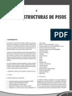 Apuntes Sobre Las Estructuras de Pisos Cg