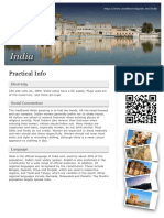 Travel Guide - India