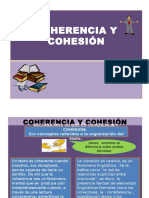 Coherencia y Cohesion I