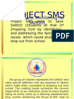 Project SMS-The Final for Presentation