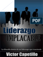 Liderazgo Implacable
