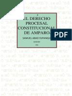 El Derecho Procesal Constitucional de Amparo samuel Abad Yupanqui.pdf