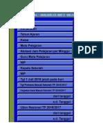 Kalender Pendidikan Dan Perhitungan Jam Efektif