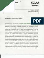 Teórico 05 Filosofía Antigua 2014 UBA