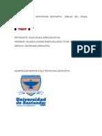 Caso de Estudio Institucion Eduativa Perlas Del Citara