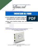 39982946-Configuracion-a-Modo-Ruter-Mt882A-Huawei.doc