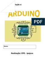 Apostila Arduino - IfPE_Ipojuca