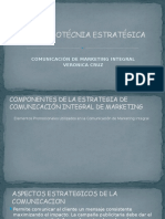 Nota Tecnica - Estrategia de Comunicacion Del Marketing Integral