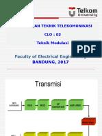 CLO 2.3 Teknik Modulasi