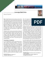 GMO - Reflections on the Sovereign Debt Crisis