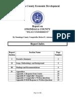 Report on OCOED Film Commission