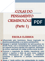 Aula2-Escolas Criminologicas