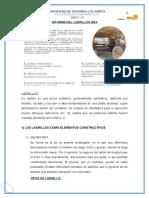 Informe Del Ladrillos