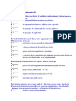 Teste de Direito Administrativo 20.doc