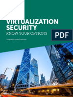 Virtualization Security Know Your Options eBook (Virtualization)