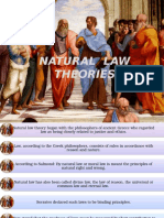Natural Law Theories (PPT)