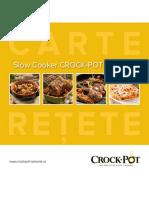 Carte de Bucate for Crock-Pot