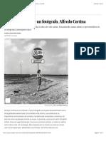 El legado oculto de un fotógrafo, Alfredo Cortina | Babelia | EL PAÍS