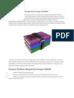Kompres File Besar Menjadi Kecil Dengan WinRAR