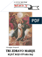 Giuseppe Pasquali - Tri Zdravo Marije