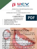 Introduccion a Estomatologia