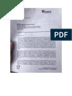 Carta Renuncia Mun