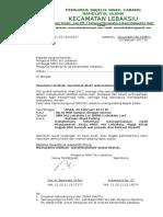 21. Surat KE Ranting