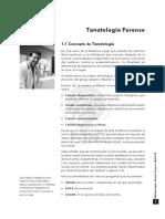 MED. LEGAL III. Capitulo 1. Tanatologia Forense