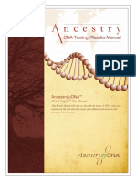 Dna Origins Manual