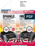 July 2010 Print Solutions