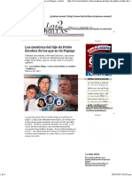 Las Mentiras Del Hijo de Pablo Escobar de Las Que Se Ríe Popeye - Las2orillas