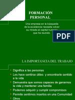 11 Módulo Formación Personal