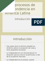 Historia Contemporánea de América parte 1.