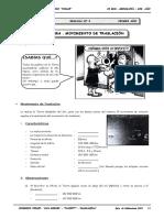 1ero. - GEO - Guía Nº 3 - La Tierra - Movimiento de Traslaci.doc