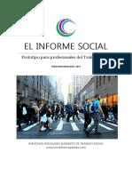 El Informe Social Prototipo Profesional Del Trabajo Social