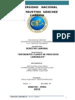 Derecho Laboral Monografia